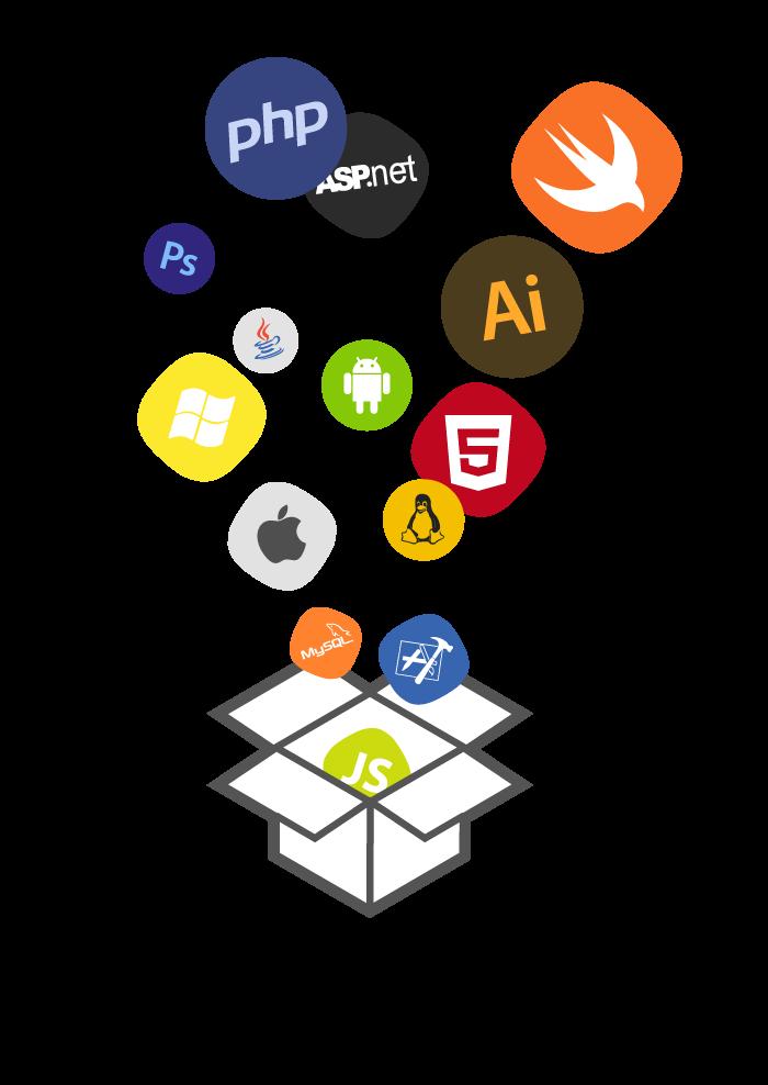 Our app development services